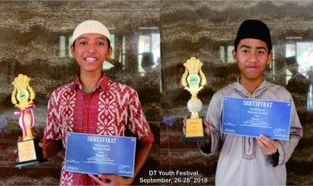 Menjadi Juara MHQ dan Pidato di DT Youth Festival